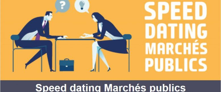 Speed dating marchés publics 2019