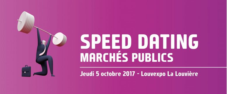 Speed dating marchés publics 2017
